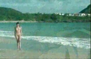 میکرو لباس شنای زنانه فیلم پورن باحال دوتکه برای بانوی پیر با پستان های بزرگ